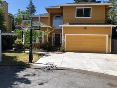 REDWOOD CITY CA Single Family Home For Sale: $2,250,000