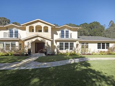 Portola Valley Single Family Home For Sale: 25 Bear Gulch Dr