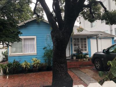 REDWOOD CITY Single Family Home For Sale: 186 Buckingham Ave