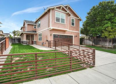MORGAN HILL Single Family Home For Sale: 17730 McLaughlin Ct