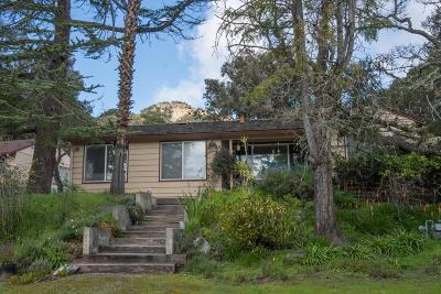 SALINAS Single Family Home For Sale: 17 Harper Canyon Rd