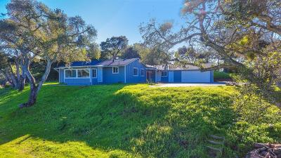 SALINAS Single Family Home For Sale: 50 Vista Dr