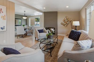 SANTA CLARA Single Family Home For Sale: 1399 McPherson St