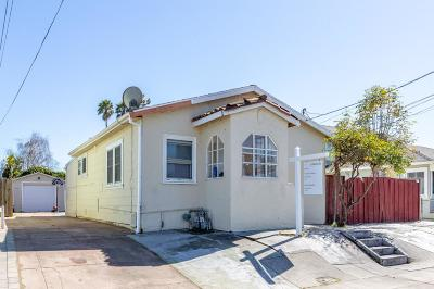 SAN BRUNO Multi Family Home For Sale: 828 4th Ave