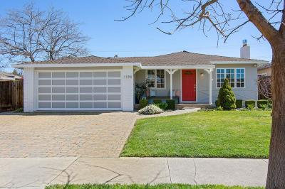 SAN JOSE Single Family Home For Sale: 1186 Johnson Ave