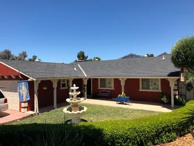 Single Family Home For Sale: 3397 Tully Rd