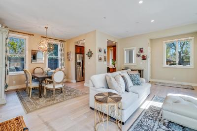 MENLO PARK Single Family Home For Sale: 91 Loyola Ave