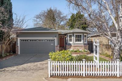 SAN CARLOS Single Family Home For Sale: 1920 Howard Ave