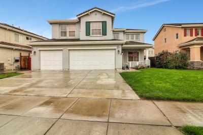GILROY Single Family Home For Sale: 822 Padova Dr