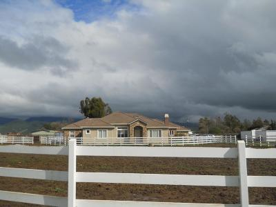 San Benito County Single Family Home For Sale: 3165 Carey Way