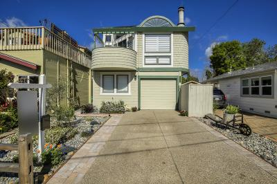 CAPITOLA Single Family Home For Sale: 306 Fanmar Way