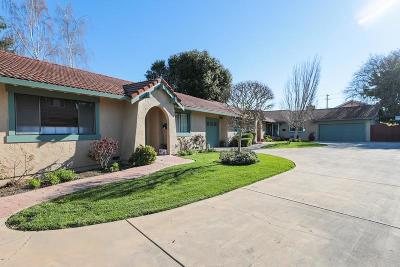 Redwood City Single Family Home For Sale: 97 Wayne Ct