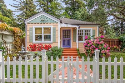 APTOS Multi Family Home For Sale: 402 Bernal St