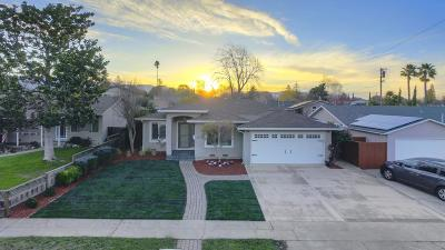 SAN JOSE Single Family Home For Sale: 2471 Camrose Ave