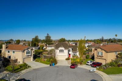 Redwood Shores Single Family Home For Sale: 626 Harbor Colony Ct