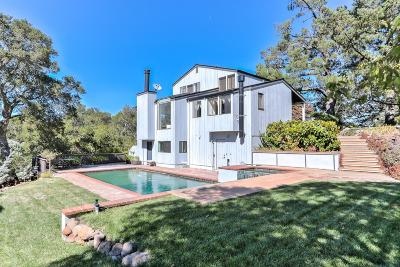 Portola Valley Single Family Home For Sale: 112 Stonegate Rd