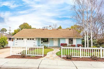 MENLO PARK Single Family Home For Sale: 239 Oakhurst Pl