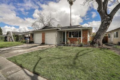 San Jose Single Family Home For Sale: 1350 Darryl Dr
