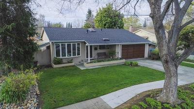 San Jose Single Family Home For Sale: 4980 Augusta Way