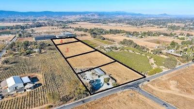 Gilroy Residential Lots & Land For Sale: Lot 4 New Ave