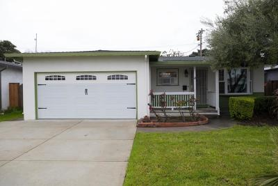 SUNNYVALE Single Family Home For Sale: 665 San Miguel Ave