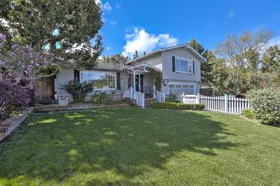 REDWOOD CITY Single Family Home For Sale: 3662 Highland Ave