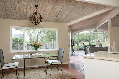 Carmel Valley Single Family Home For Sale: 85 Laurel Dr
