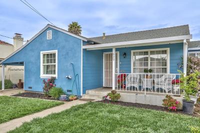 WATSONVILLE Single Family Home For Sale: 629 California St