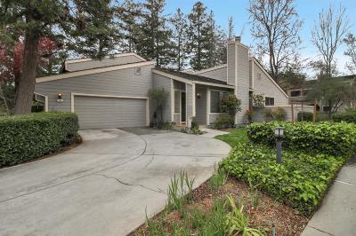 LOS GATOS Townhouse For Sale: 109 Lancewood Pl