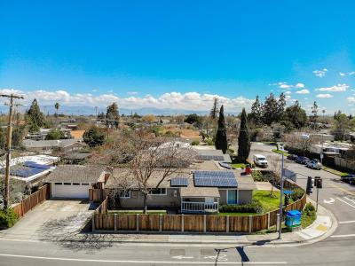 CUPERTINO Single Family Home For Sale: 10466 Miller Ave