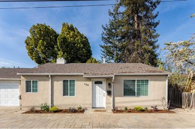 PALO ALTO Multi Family Home For Sale: 717 Ellsworth Pl