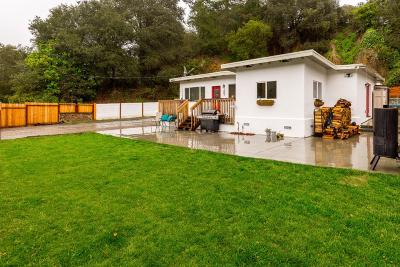 WATSONVILLE Single Family Home For Sale: 100 Smith Rd