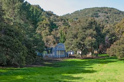 Carmel Valley Single Family Home Contingent: 20 A El Cuenco