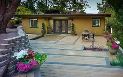 CARMEL Single Family Home For Sale: 3248 Camino Del Monte