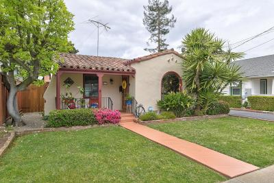 Sunnyvale Single Family Home For Sale: 127 N Murphy Ave