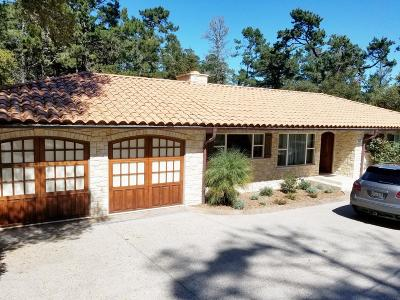 MONTEREY Single Family Home For Sale: 242 Mar Vista Dr