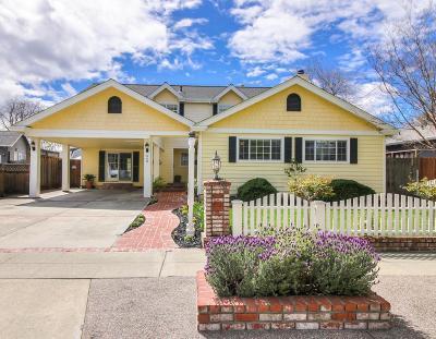Single Family Home For Sale: 868 Redbird Dr