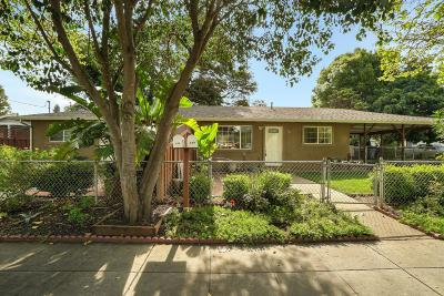 MOUNTAIN VIEW Multi Family Home For Sale: 179 Fair Oaks Ave