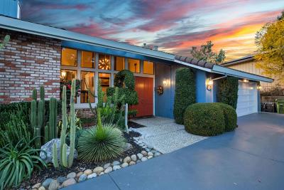 SCOTTS VALLEY Single Family Home For Sale: 675 Tabor Dr
