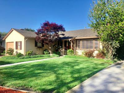 SANTA CLARA Single Family Home For Sale: 950 Elizabeth Dr