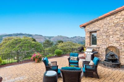 Monterey Single Family Home For Sale: 414 Mirador Ct