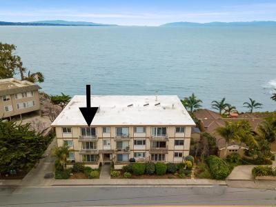 CAPITOLA Condo For Sale: 4800 Opal Cliff Dr 301