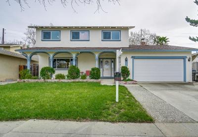 Single Family Home For Sale: 973 Wallace Dr