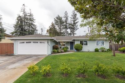 LOS GATOS Single Family Home For Sale: 14530 Blossom Hill Rd