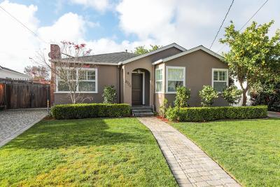 SAN JOSE Single Family Home For Sale: 1776 Willowhurst Ave