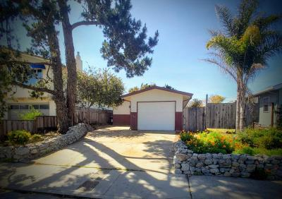 Single Family Home For Sale: 139 Merced Ave