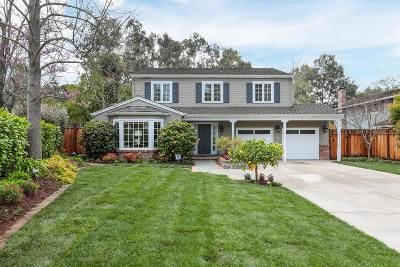 LOS ALTOS Single Family Home For Sale: 11 Middlebury Ln