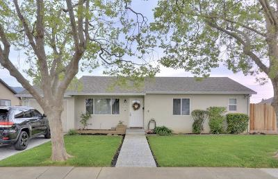 GILROY Single Family Home For Sale: 8091 Carmel St