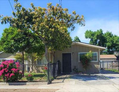 SAN JOSE CA Single Family Home For Sale: $1,299,000