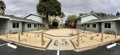 Multi Family Home For Sale: 2661 Fresno St